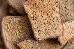 Brown-Brot stockfotografie