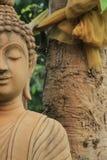 Brown Buda Fotografía de archivo libre de regalías