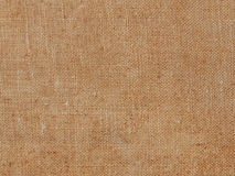 Brown burlap background Royalty Free Stock Photo
