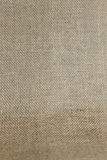 Brown Burlap Background Stock Images