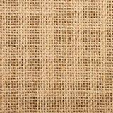 Brown burlap sack texture Royalty Free Stock Photos