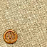 Brown button Royalty Free Stock Image