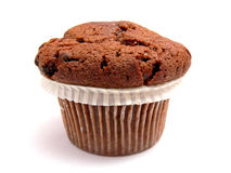 Brown cake detail stock images