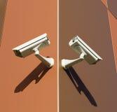 Brown Cameras stock image