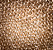 Brown canvas. Texture or background royalty free stock photo