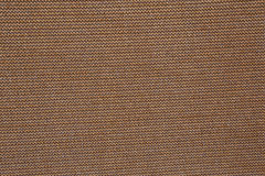 Brown canvas background Stock Images