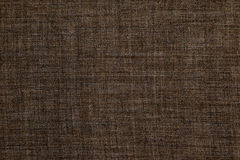 Brown canvas grunge background texture Royalty Free Stock Photography