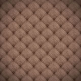 Brown canvas slanting pattern background Royalty Free Stock Photo