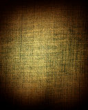 Brown canvas texture or background Stock Photo