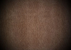 Brown Canvas Texture or Background Stock Photography