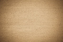 Brown canvas Royalty Free Stock Image