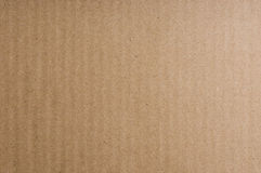 Brown card board paper Royalty Free Stock Image