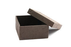 Brown cardboard Royalty Free Stock Images