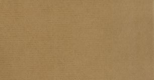 Brown cardboard Royalty Free Stock Photography