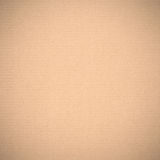 Brown cardboard background Stock Image