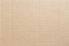 Brown cardboard background and texture Royalty Free Stock Images