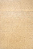 Brown cardboard background texture Royalty Free Stock Photography