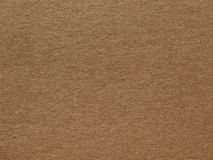 Brown cardboard background Stock Photos