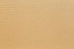 Brown cardboard paper Royalty Free Stock Photography