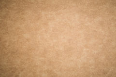 Brown cardboard sheet abstract texture background Royalty Free Stock Images