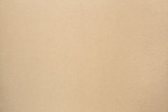 Brown cardboard sheet texture background Royalty Free Stock Photos