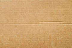 Brown cardboard texture royalty free stock photos