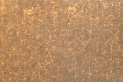 Brown cardboard texture background. Detail of craft paper made from natural material. Textured royalty free stock photography