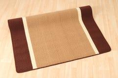 Brown carpet. Royalty Free Stock Photos