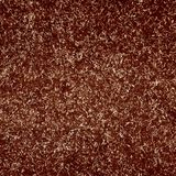 Brown carpet. Background texture with some fibers in it Stock Photo