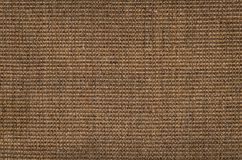 Brown carpet texture Royalty Free Stock Image