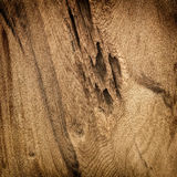 Brown cedar board pattern Royalty Free Stock Photo