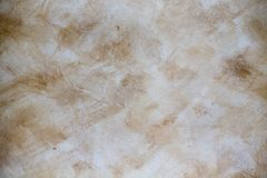 Brown cement wall. Texture background Royalty Free Stock Photography