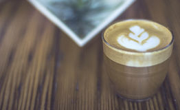 Brown Ceramic Cup Royalty Free Stock Images