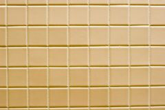 Brown Ceramic Tile Stock Photography