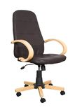 Brown chair 2 Royalty Free Stock Photos