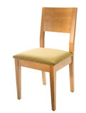 Brown chair royalty free stock images