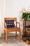 Brown Chair in interior setting Royalty Free Stock Photos