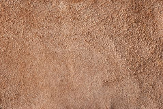 Brown chamois texture Royalty Free Stock Photos