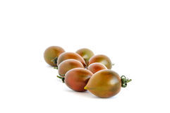 Brown cherry tomato - Kumato Royalty Free Stock Photo