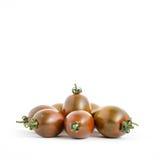 Brown cherry tomato - Kumato Stock Photography