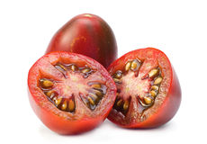 Brown cherry tomatoes Royalty Free Stock Image