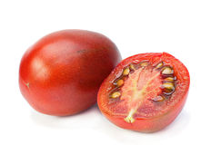 Brown cherry tomatoes Royalty Free Stock Images