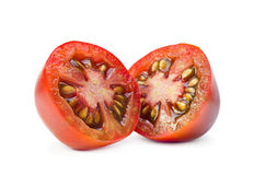 Brown cherry tomatoes Royalty Free Stock Photography