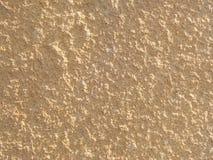 Brown ściany tekstura Zdjęcia Stock