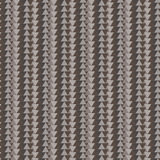 Brown cienia trójboka pionowo pasiasty deseniowy tło Zdjęcia Royalty Free