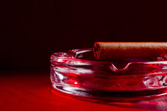 Brown Cigar Stock Photos
