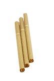 Brown Cigarettes Stock Photos
