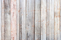 Brown clean wood plank wall texture background Royalty Free Stock Image
