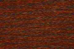 Brown cloth texture Royalty Free Stock Images