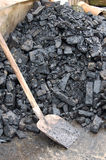 Brown coal Royalty Free Stock Photography
